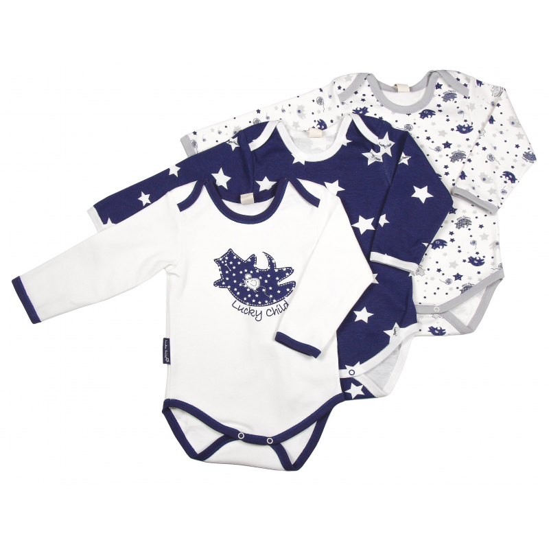 Lucky Child Комплект боди 3 шт lucky child комплект футболок 3 шт lucky child 685283