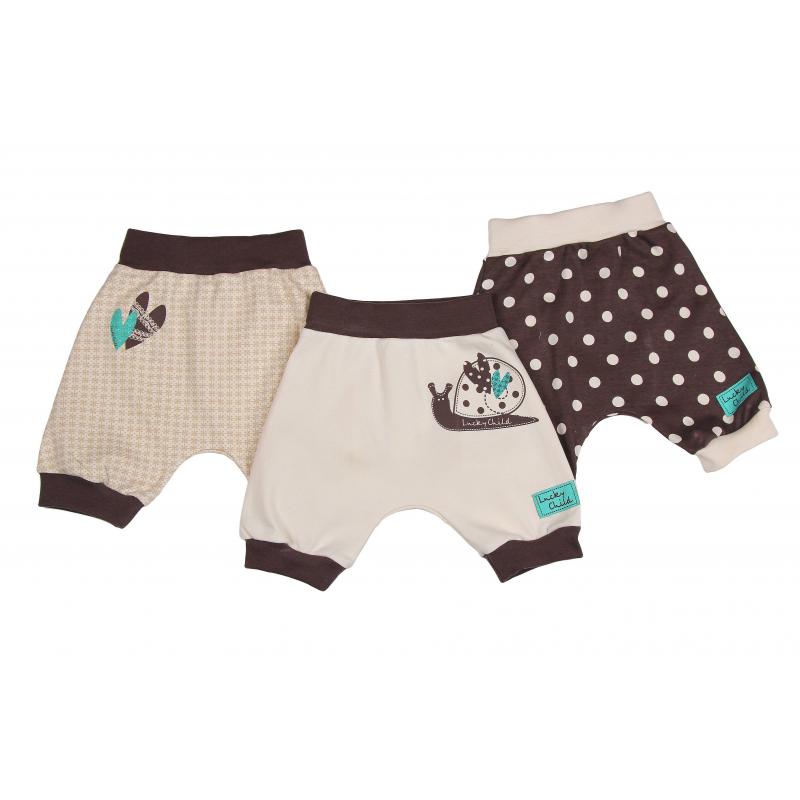 Lucky Child Комплект шорт 3 шт пижамы lucky child пижама