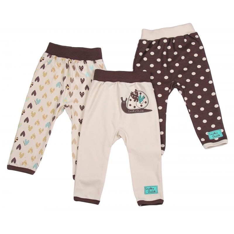 Lucky Child Комплект брюк 3 шт брюки lucky child брюки