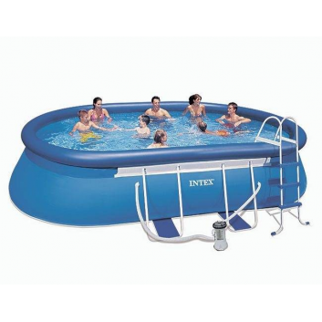 Бассейн каркасный Oval Frame Pool