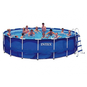 Бассейн каркасный Metal Frame Pool