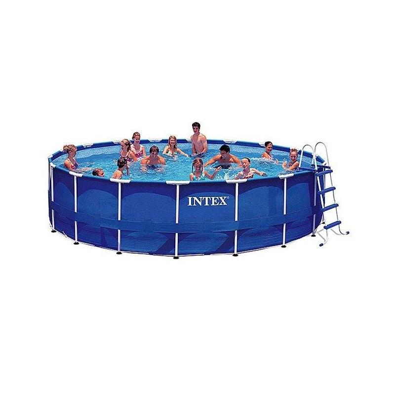 Intex Бассейн каркасный Metal Frame Pool