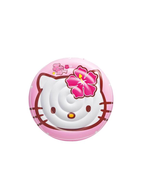 Надувной островок Hello Kitty Intex