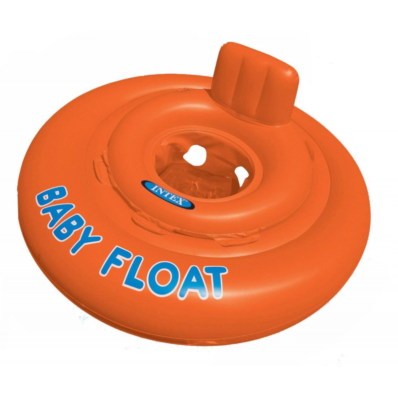 Intex Надувной круг для плавания 76 см intex надувной круг для плавания 76 см