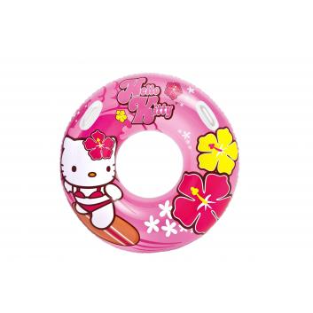 Надувной круг для плавания Hello Kitty 97 см