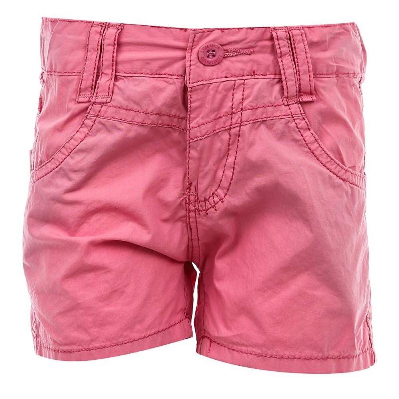 ШортыШорты розовогоцвета из коллекции Choose your style маркиLuminoso для девочек.<br>Легкие однотонные шорты, выполненные из чистого хлопка, застегиваются на молнию и дополнены регулируемой резинкой на талии, а также удобными карманами и шлевками для ремня.<br><br>Размер: 12 лет<br>Цвет: Розовый<br>Рост: 152<br>Пол: Для девочки<br>Артикул: 688287<br>Бренд: Италия<br>Страна производитель: Китай<br>Сезон: Весна/Лето<br>Состав: 100% Хлопок<br>Вид застежки: Молния