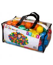 Набор мячей для сухого бассейна 100 шт