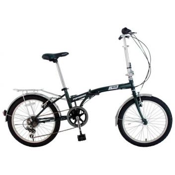 Велосипед двухколесный складной Eco