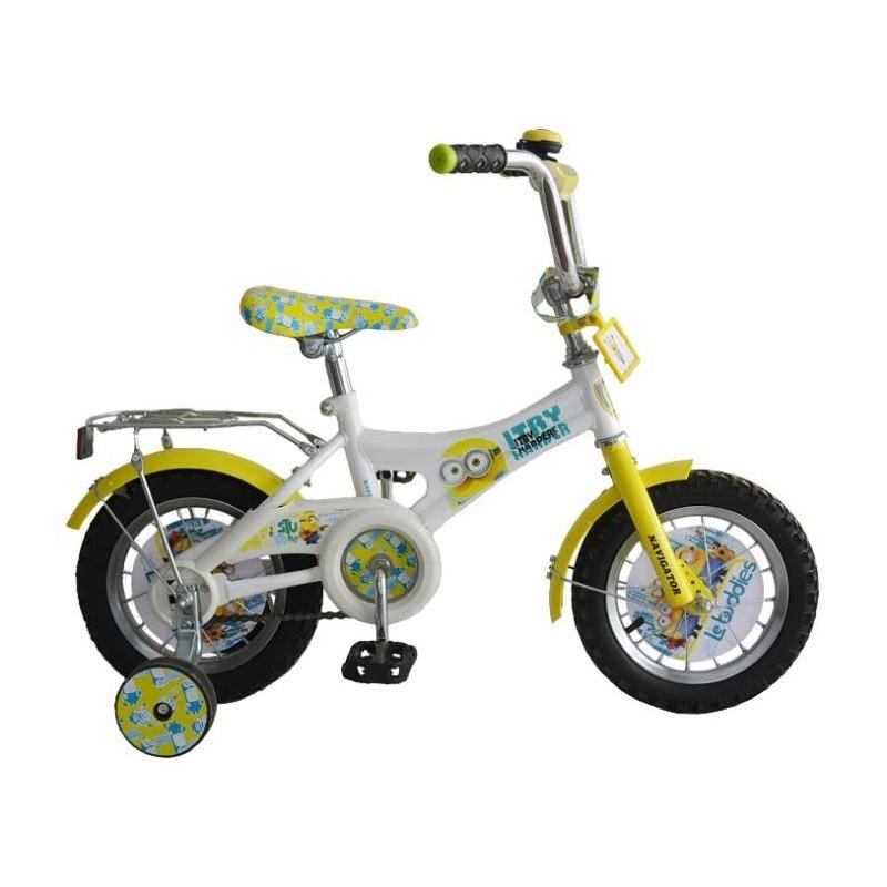 Navigator Велосипед двухколесный Гадкий я