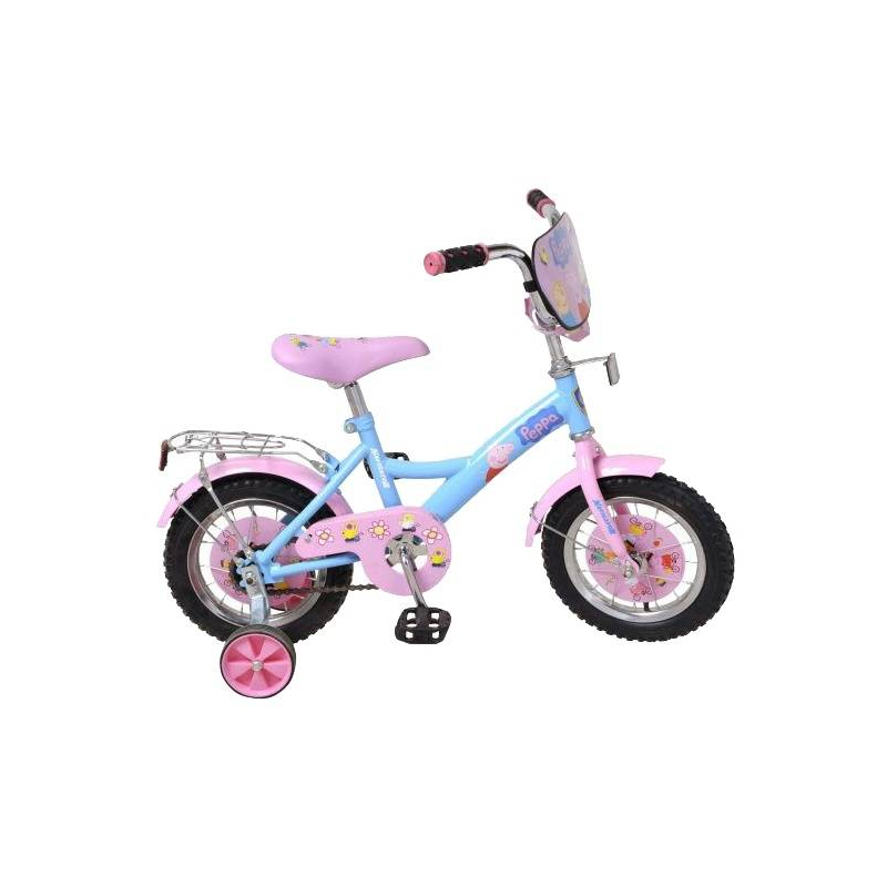 Navigator Велосипед двухколесный Peppa Pig navigator велосипед двухколесный томас и его друзья