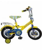 Велосипед двухколесный Миньоны
