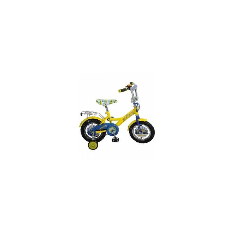 Navigator Велосипед двухколесный Миньоны велосипед двухколёсный navigator миньоны 18 желтый вн18074