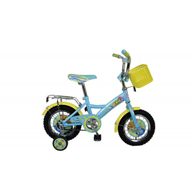 Navigator Велосипед двухколесный Фиксики беговелы navigator фиксики
