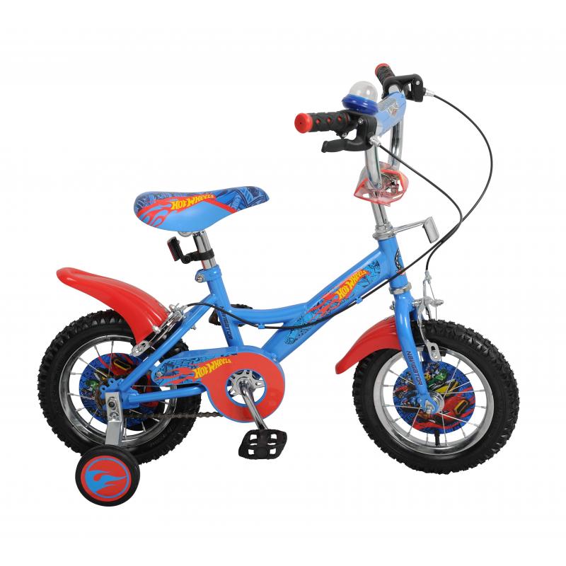 Navigator Велосипед двухколесный Hot Wheels велосипед двухколесный navigator superman 16