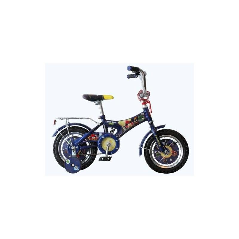 Велосипед двухколесный Angry Birds