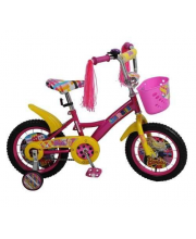 Велосипед двухколесный Barbie