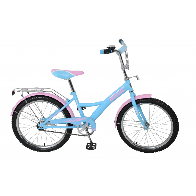 Navigator Велосипед двухколесный Basic ребенку 8 лет с каким размером колес велосипед