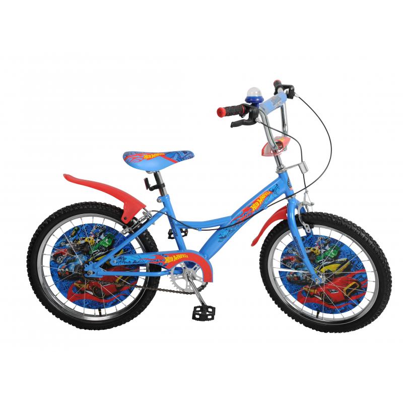 Navigator Велосипед двухколесный Hot Wheels велосипед stels navigator 310 2016