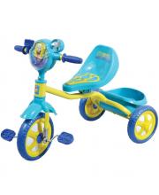 Велосипед трёхколёсный Губка Боб