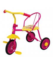Велосипед трёхколёсный Barbie