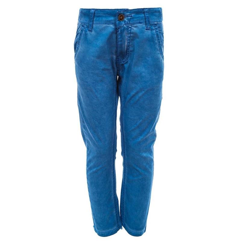 БрюкиБрюки голубого цвета из коллекции Funny Animals марки Sweet Berry для мальчиков.<br>Яркие брюки классического кроя выполнены из хлопка с добавлением эластана. Модель дополнена карманами и застегивается на удобную молнию.<br><br>Размер: 5 лет<br>Цвет: Голубой<br>Рост: 110<br>Пол: Для мальчика<br>Артикул: 687749<br>Бренд: Италия<br>Страна производитель: Китай<br>Сезон: Весна/Лето<br>Состав: 98% Хлопок, 2% Эластан