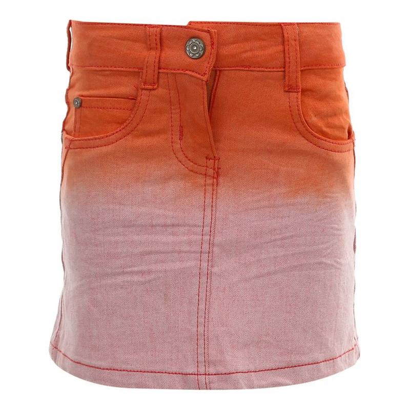 ЮбкаЮбка кораллового цвета из коллекции  Time Flowers марки Sweet Berry.<br>Стильная джинсовая юбка выполнена из хлопка с добавлением эластана. Модель украшена плавным эффектом градиента, а также дополнена передними и задними карманами. Юбка застегивается на удобную молнию.<br><br>Размер: 3 года<br>Цвет: Коралловый<br>Рост: 98<br>Пол: Для девочки<br>Артикул: 687227<br>Страна производитель: Китай<br>Сезон: Весна/Лето<br>Состав: 98% Хлопок, 2% Эластан<br>Бренд: Италия