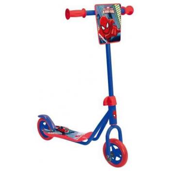 Любимые герои, Самокат Spider-Man 1Toy (синий)682347, фото