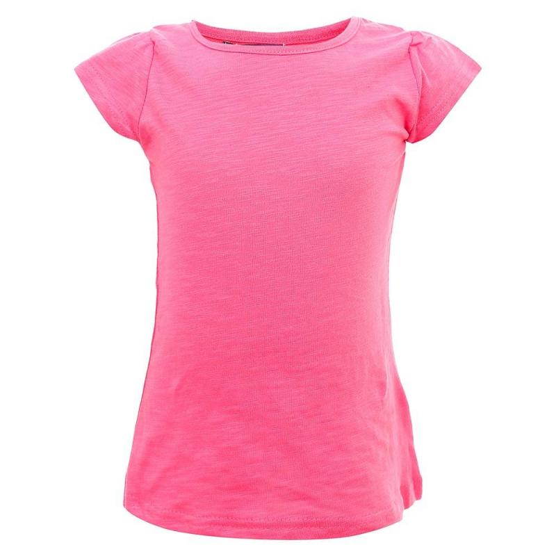 ФутболкаФутболкамалиновогоцвета из коллекции Base марки Sweet Berry для девочек.<br>Яркая однотонная футболка с коротким рукавом выполнена изчистого хлопка и выгодно дополнена рукавами-крылышками.<br><br>Размер: 8 лет<br>Цвет: Малиновый<br>Рост: 128<br>Пол: Для девочки<br>Артикул: 687006<br>Страна производитель: Китай<br>Сезон: Весна/Лето<br>Состав: 100% Хлопок<br>Бренд: Италия