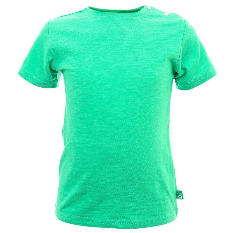 ФутболкаФутболка зеленогоцвета из коллекции Base марки Sweet Berry для мальчиков.<br>Базовая однотонная футболка с коротким рукавом выполнена из мягкого хлопкового трикотажа. На плече имеются кнопки для удобства переодевания малыша.<br><br>Размер: 3 года<br>Цвет: Зеленый<br>Рост: 98<br>Пол: Для мальчика<br>Артикул: 687670<br>Страна производитель: Китай<br>Сезон: Весна/Лето<br>Состав: 95% Хлопок, 5% Эластан<br>Бренд: Италия<br>Вид застежки: Кнопки