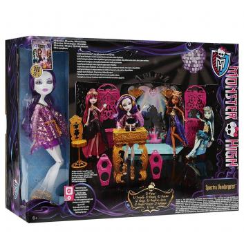 Игровой набор Монстростическая вечеринка Спектра Вондергейст Monster High