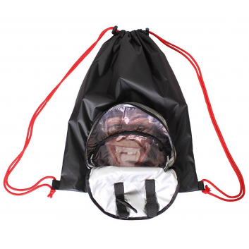 Спорт и отдых, Мешок-рюкзак складной Обезьяна RT (черный)650802, фото