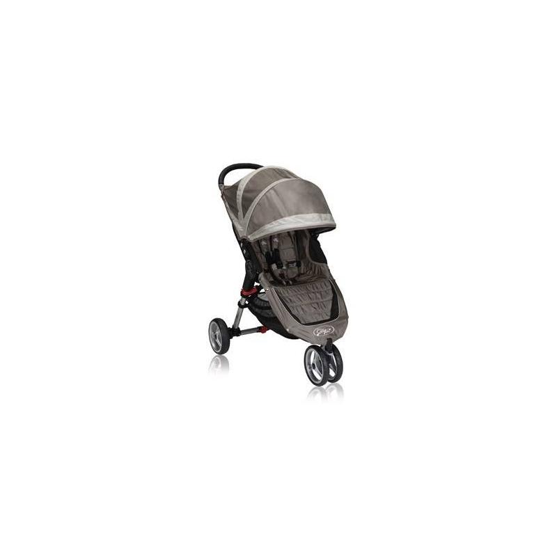 Коляска City Mini SingleКоляска City Mini Singleсерогоцвета марки Baby Jogger.<br>Комфортная и компактная трехколеснаяколяска подходит для городских прогулок и путешествий. Модель обладает запатентованной системой складывания Quick Fold, которая позволяет сложить коляску одной рукой в одно движение.<br>Характеристики:<br>- сдвоенное переднее поворотное колесо;- амортизация переднего колеса;- сверхлегкие колеса диаметром 20 см;- сиденье откидывается на 170 градусов;- универсальный кронштейн для крепления различных аксессуаров;- сетчатый карман за спинкой сиденья;- большой капюшон с вентиляционным окошком и непродуваемой защитной шторкой;- пятиточечные ремни безопасности с мягкими наплечниками;- задний стояночный тормоз;- система автофиксации коляски в сложенном виде.<br>Вес: 7,5 кг.<br>Коляска предназначена для детей от 6 месяцев до 3 лет.<br><br>Цвет: Серый<br>Возраст от: 6 месяцев<br>Пол: Не указан<br>Артикул: 682394<br>Страна производитель: Китай<br>Бренд: США<br>Размер: от 6 месяцев<br>Механизм складывания: Еврокнижка<br>Тип колес: Резиновые<br>Количество блоков: 1<br>Количество колес: 3