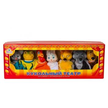 Игрушки, Кукольный театр Весна по сказкам №2 Весна 658772, фото