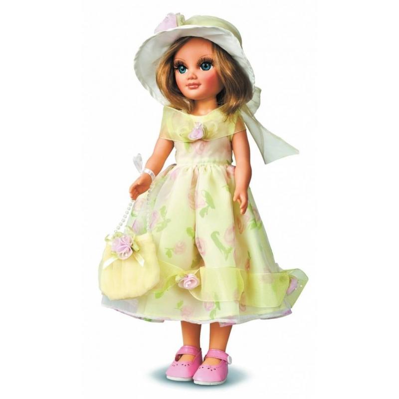Весна Кукла Анастасия Лето озвученная кпб печать микрофибра 2 сп ангелочки мартекс