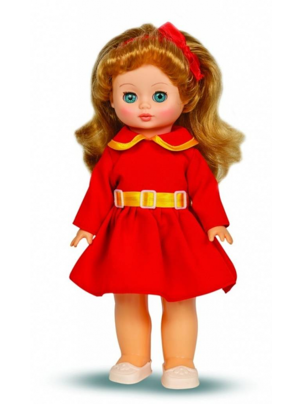 Кукла Жанна 7 озвученная Весна