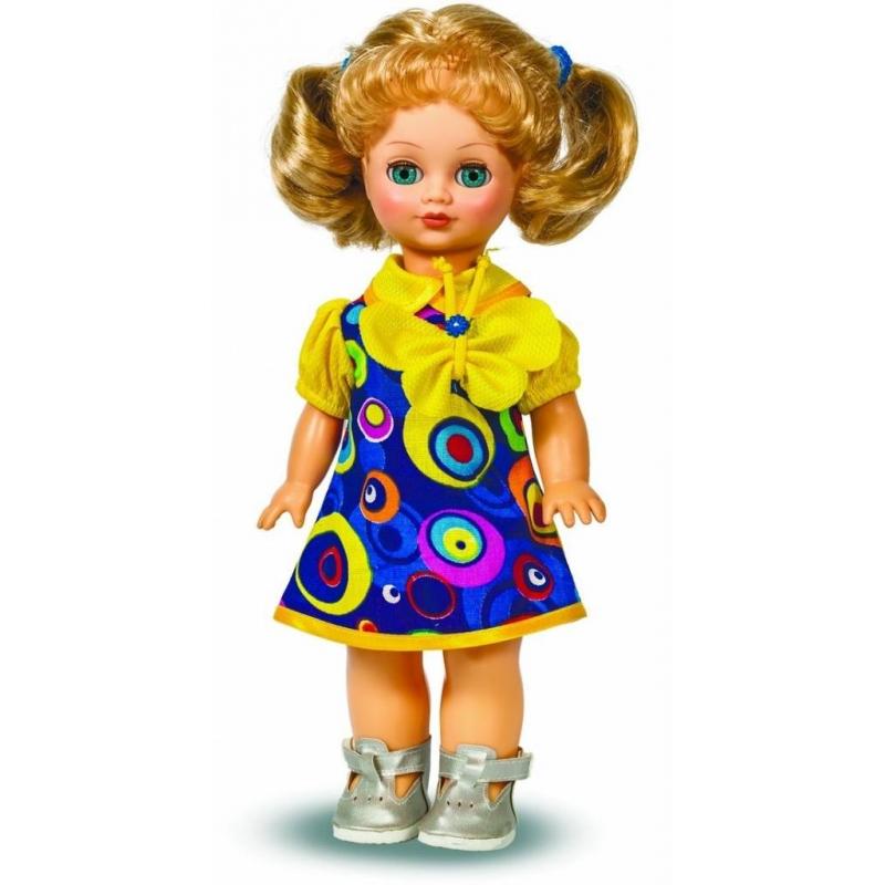 Весна Кукла Лена 9 озвученная весна кукла элла весна 35см озвученная