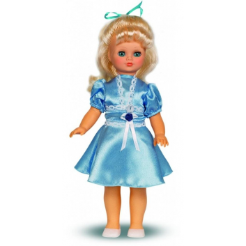 Кукла Лиза 4 озвученная