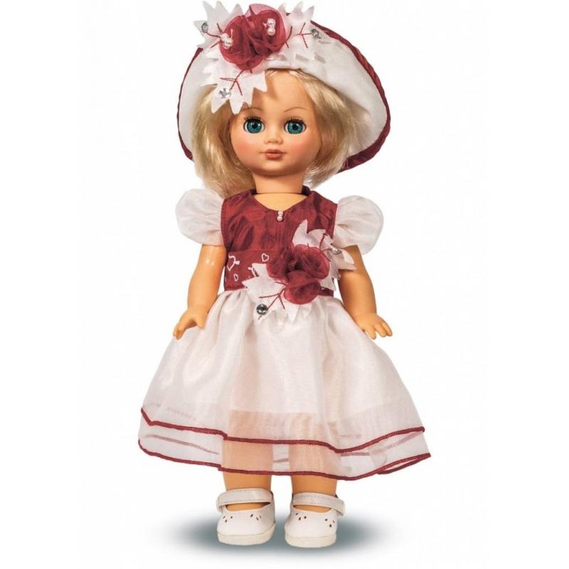 Весна Кукла Элла 10 озвученная весна кукла элла весна 35см озвученная