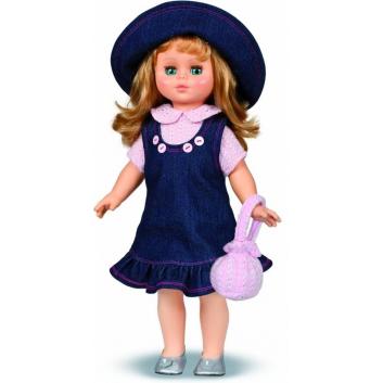 Кукла Оля 14 озвученная