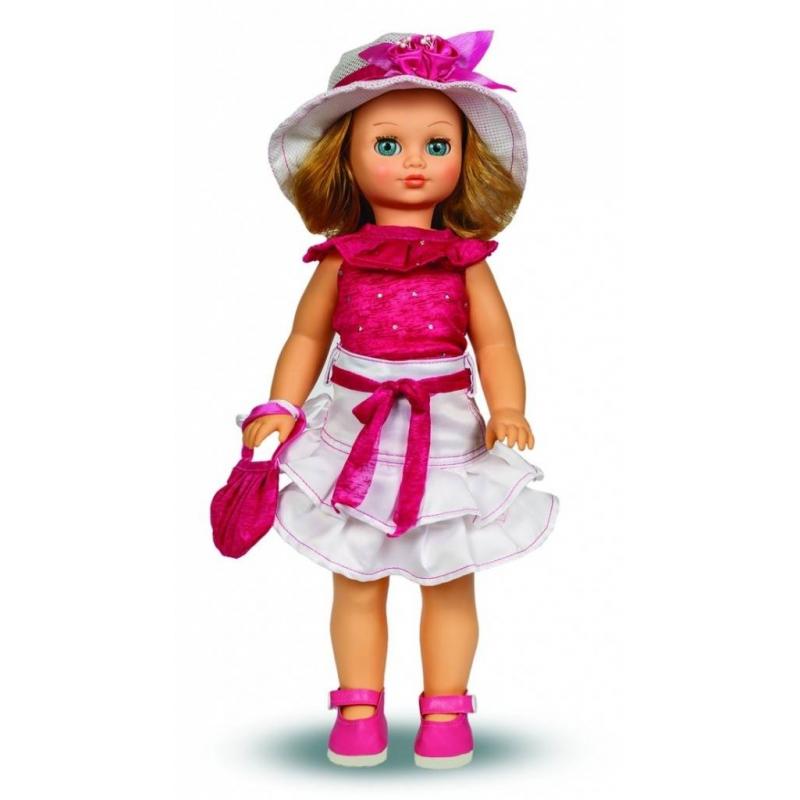Весна Кукла Лиза 16 озвученная весна весна кукла интерактивная саша 2 озвученная 42 см