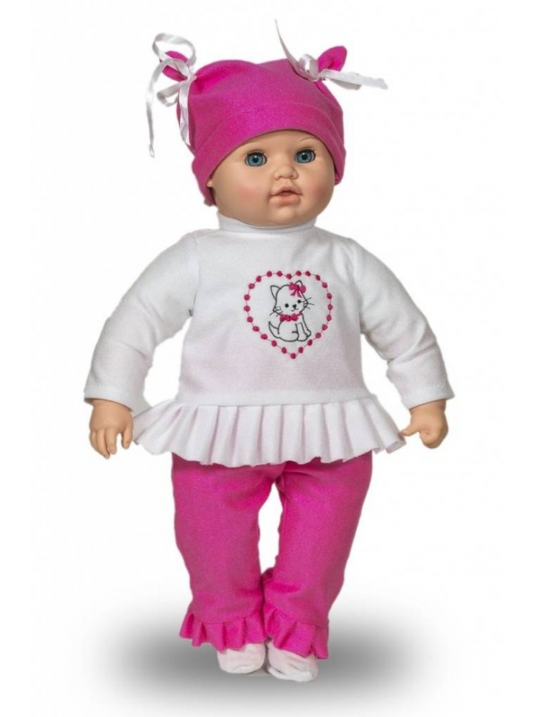 Кукла Саша 2 озвученная Весна
