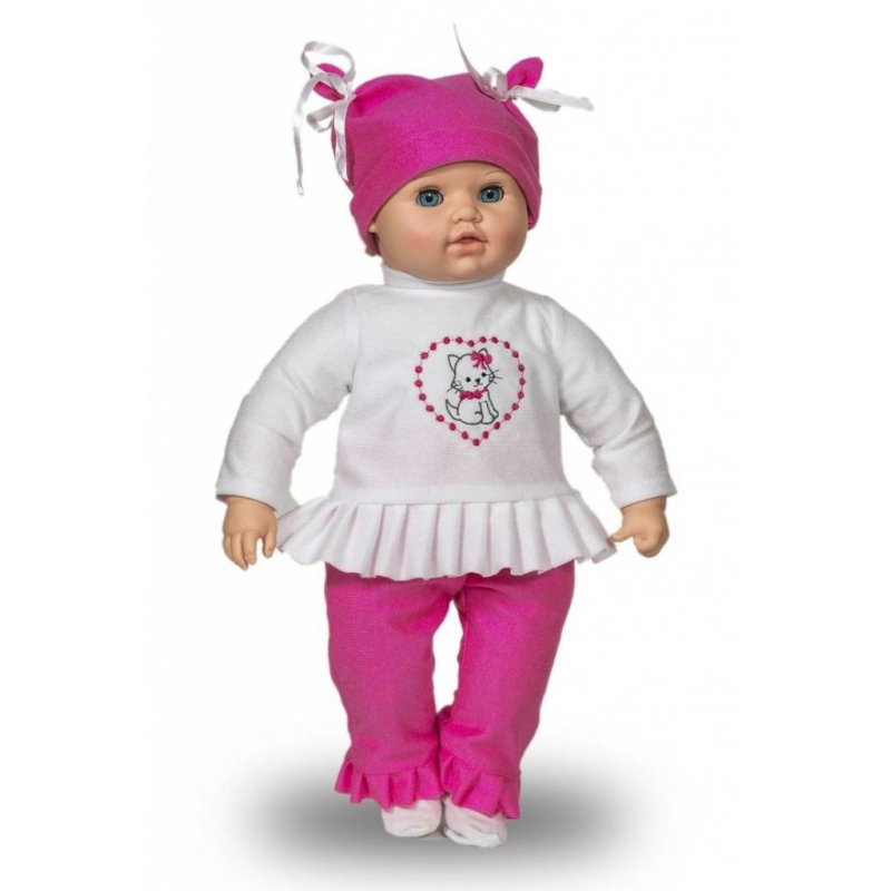 Кукла Саша 2 озвученная