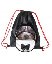 Мешок-рюкзак складной Собака RT