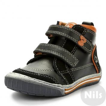 Обувь, Ботинки ZEBRA (черный)006253, фото