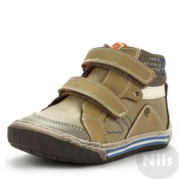 Обувь, Ботинки ZEBRA (бежевый)006247, фото