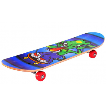 Скейтборд Пришельцы Длинный язык 28