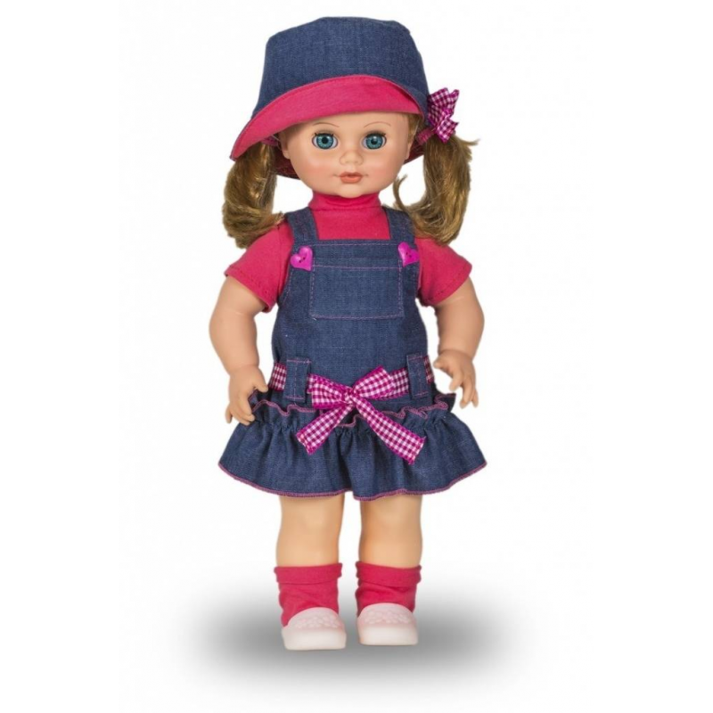 Кукла Инна 21 озвученная