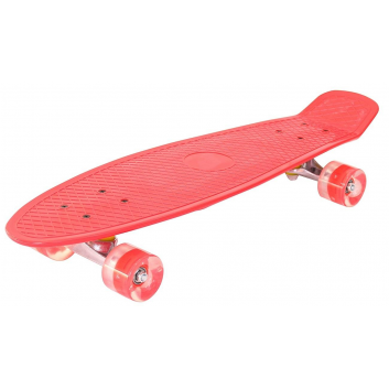 Скейтборд Pennyboard Classic 26 со светящимися колесами
