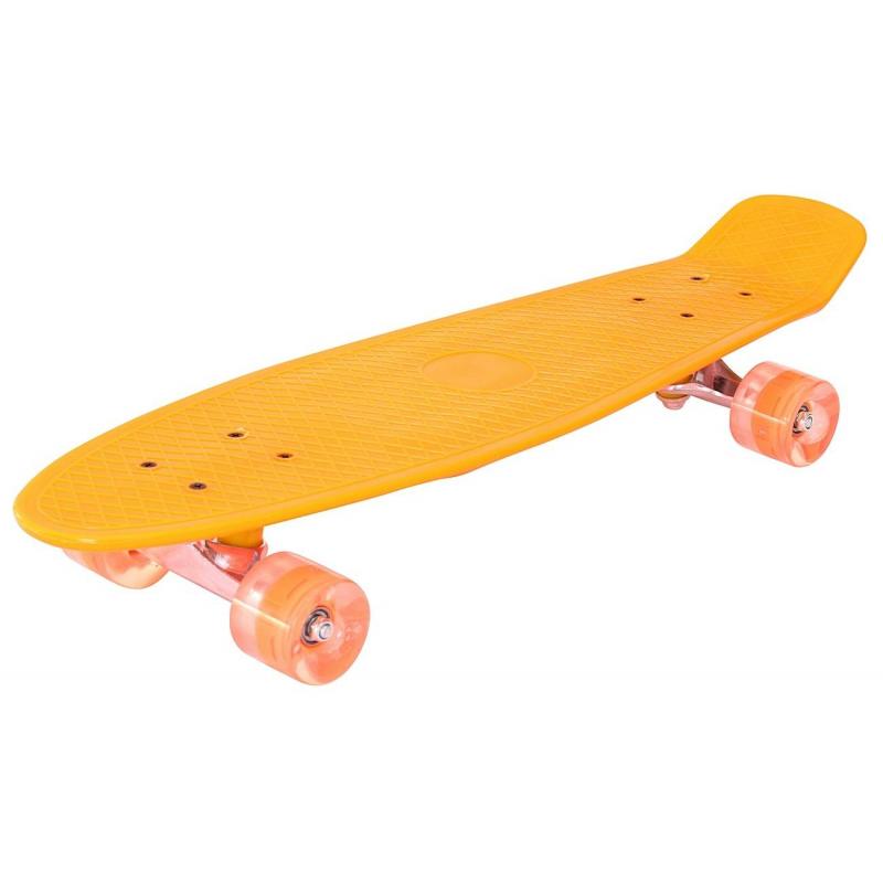 RT Скейтборд Classic 26 со светящимися колесами