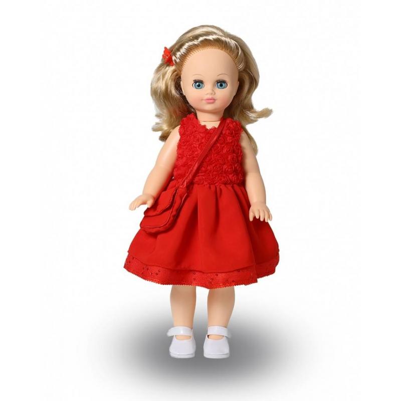 Весна Кукла Лиза 6 озвученная весна весна кукла интерактивная саша 2 озвученная 42 см